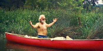 Wayne Gronquist Kayaking
