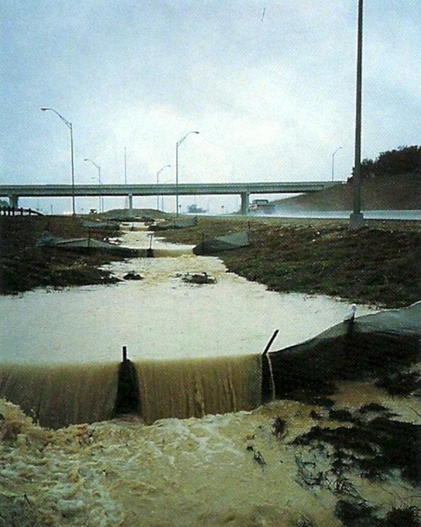 Erosion controls