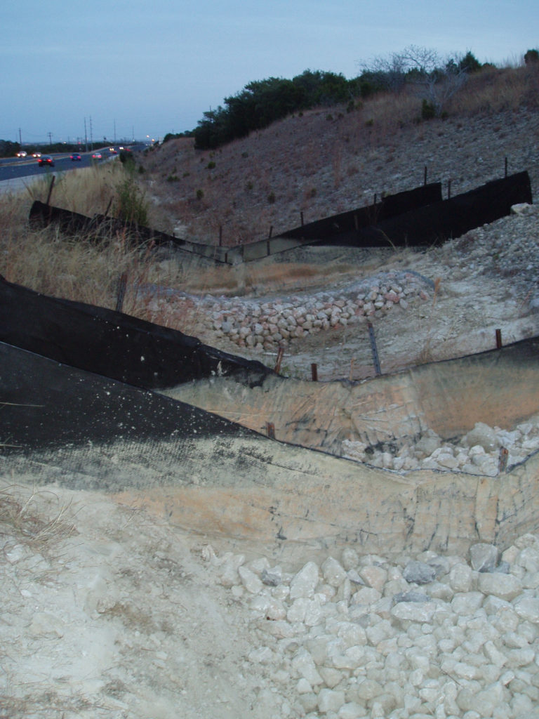 Failed Erosion and Sedimentation Controls