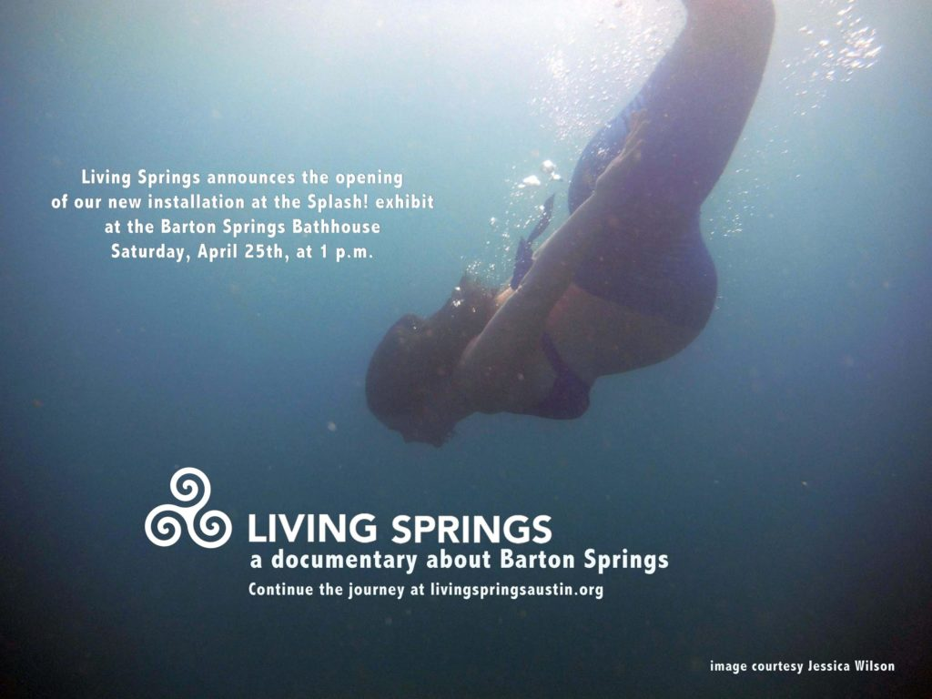 Living Springs Installation Celebration