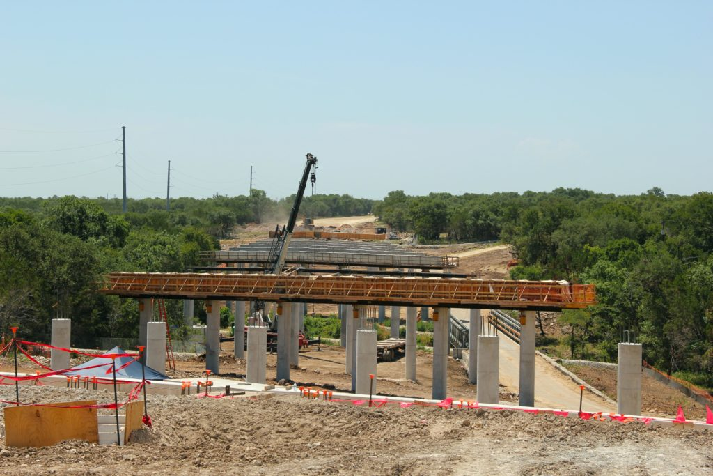 SH45 Construction