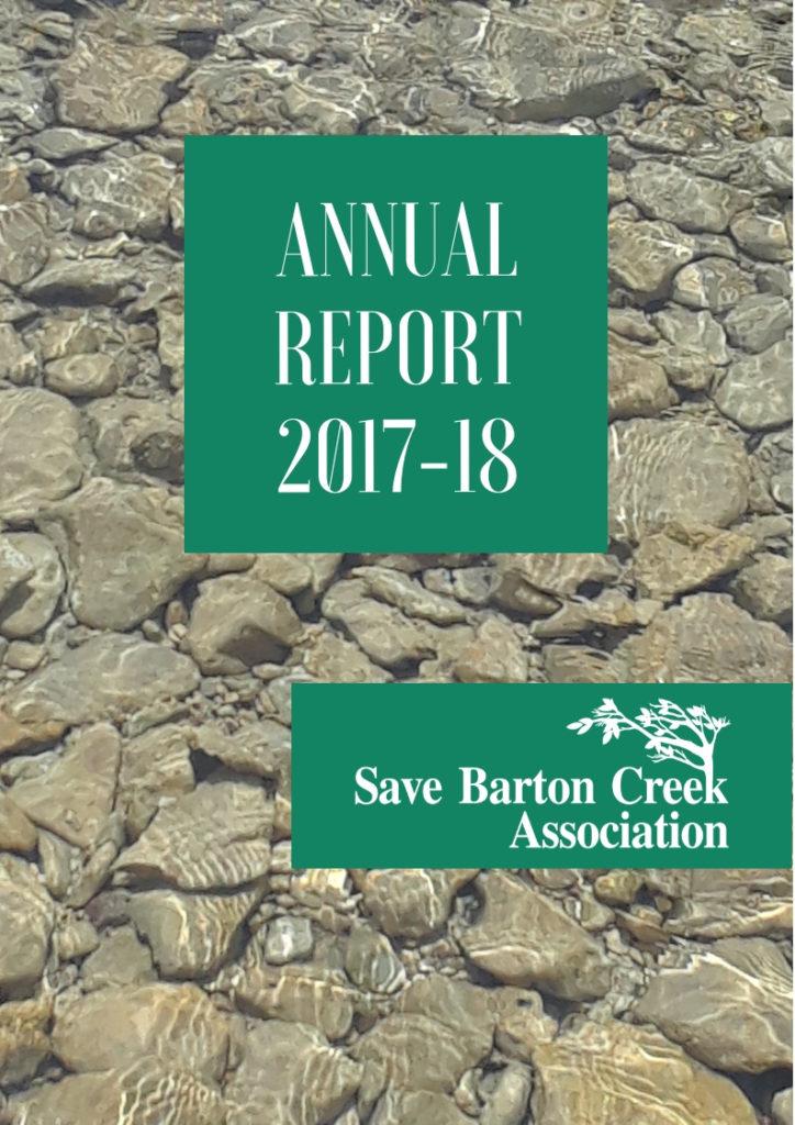 SBCA Annual Report 2018