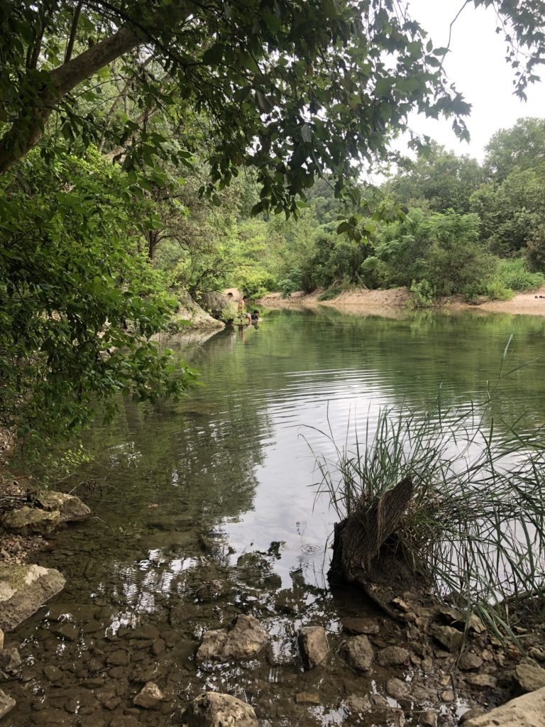 Barton Creek Water
