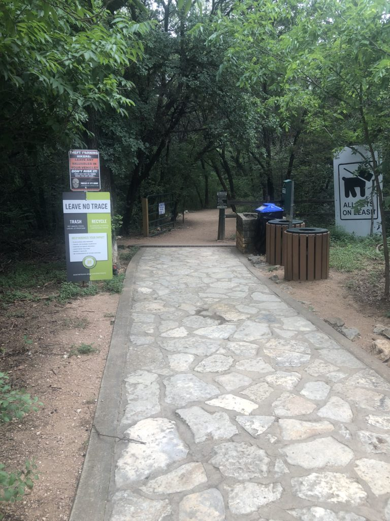 Greenbelt Entrance